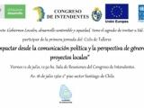 Taller de Comunicación y Género para Municipios