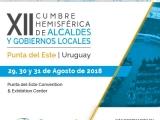 XII Cumbre Hemisférica de Alcaldes y Gobiernos Locales de Uruguay